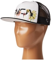 RVCA Series Trucker Hat Caps