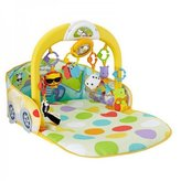 Fisher-Price 3-In-1 Convertible Car Play Gym