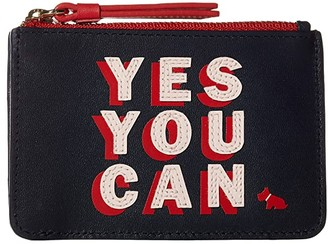 Radley London Motivational Small Zip Top Coin Purse (Ink) Coin Purse