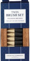 Charles Tyrwhitt Shoe brush set