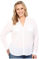 Columbia Plus Size Sun DrifterTM Long Sleeve Shirt