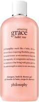 philosophy Amazing Grace Ballet Rose Shampoo, Bath, & Shower Gel