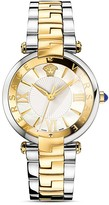 Versace Two-Tone Reve Watch, 35mm