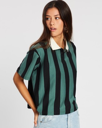 Brixton Abbie Short Sleeve Polo
