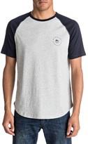 Quiksilver Men's Alo Nah Raglan T-Shirt