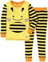 Skip Hop Bee Zoojamas Pajamas (Toddler/Kid) - Multi-6