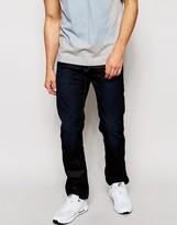 G Star G-Star Jeans 3301 Straight Fit Hydrite Dark Indigo Aged