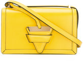 Loewe triangle lock cross body bag