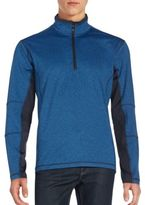 Hawke & Co The Borum Quarter-Zip T-Shirt