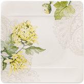Villeroy & Boch Quinsai Garden Collection Chrysanthemum Square Dinner Plate