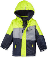 Osh Kosh Snowboard Systems Colorblocked Jacket, Toddler Boys (2-7)