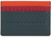Paul Smith No.9 embossed leather card holder