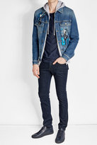Dolce & Gabbana Embroidered Denim Jacket