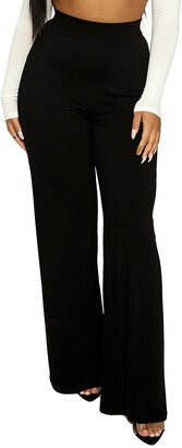 Naked Wardrobe NW Wide Leg Pants