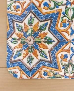 Home Dynamix Emeril Lagasse Comfort Air Cushioned Anti-Fatigue Air-infused Memory Foam Kitchen Mat