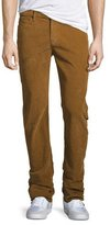 7 For All Mankind Slimmy Slim-Straight Corduroy Jeans