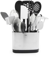 OXO SteeL 15-Piece Everyday Kitchen Tool Set