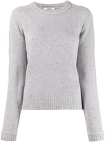 Odeeh long sleeve ribbed knit pullover