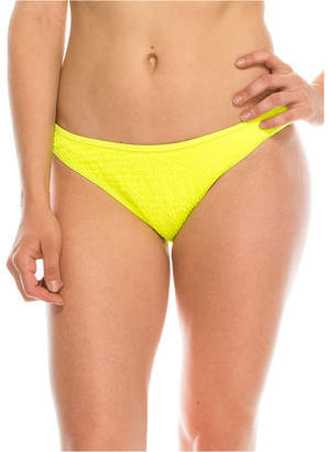 KENDALL + KYLIE Henley Bikini Bottom Women Swimsuit