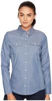 Kuhl Kiley Long Sleeve Shirt Women's Long Sleeve Button Up