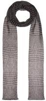 Missoni Knitted Metallic Scarf