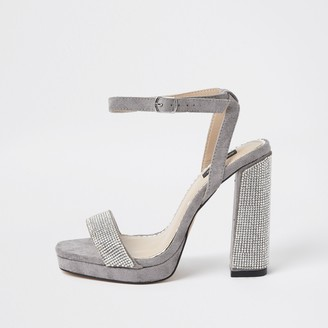 wide fit platform sandals uk