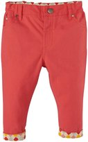 Little Green Radicals Twill Jeans (Baby) - Rose Pink-6 Months