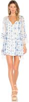 Thurley Silk Tassel Dress
