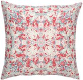 Amy Sia Painterly Kaleidoscope Pillow, 16 x 16 - Painterly - 16 in. x 16 in.