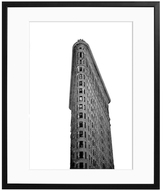 Sonic Editions The Flatiron By Day (Framed)