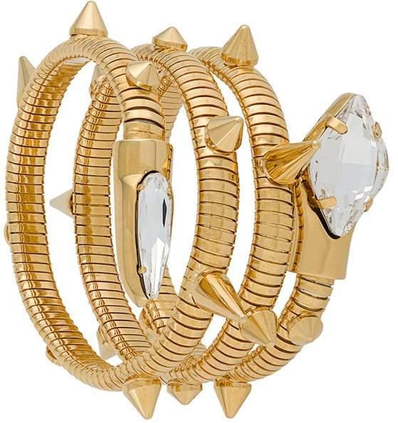Giuseppe Zanotti Design snake cuff