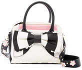 Betsey Johnson Guitar Strap Satchel