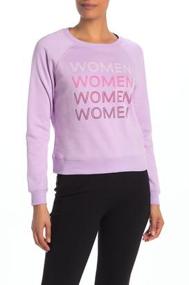 Rebecca Minkoff Women Jennings Sweatshirt