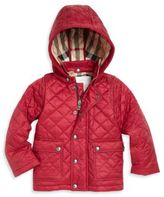 Burberry Baby's & Toddler's Jamie Quilted Jacket