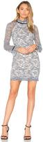 Rebecca Vallance Alexa Mini Dress