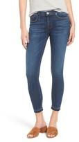 Hudson Women's Krista Crop Super Skinny Jeans