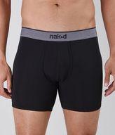 Naked Essential Fashion Boxer Brief Underwear - Men's