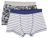 Joe Fresh Trunks - Pack of 2 (Little Boys & Big Boys)