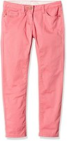 Esprit Girl's Woven Pants Plain Trousers,12 Years (Manufacturer Size:152)