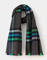 Boden Wool Check Scarf