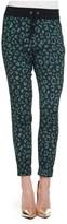 Juicy Couture Bijou Leopard Pant