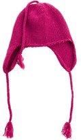 Bonpoint Girls' Cashmere Tassel Beanie