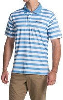Columbia PFG Super Low Drag Polo Shirt - Omni-Wick®, UPF 30, Short Sleeve (For Men)