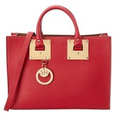 Sophie Hulme Albion East West Leather Tote.