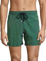 Vilebrequin Morio Micro Striped Drawstring Swim Shorts