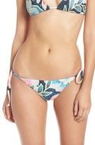 Mara Hoffman Women's Side Tie Bikini Bottoms
