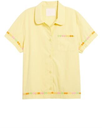 ban.do Daisy Chain Night Shirt
