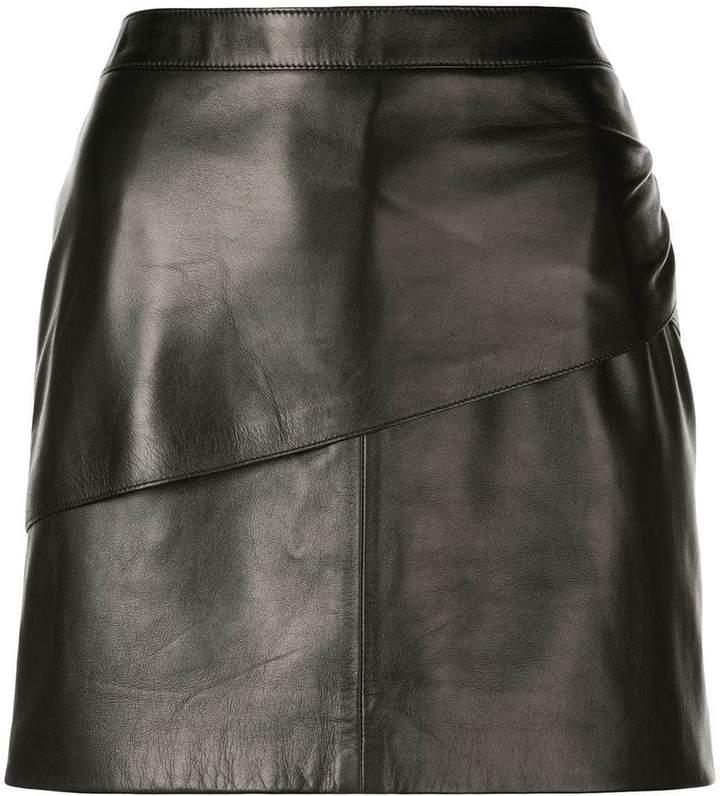 49111c55af Givenchy Skirt Leather - ShopStyle
