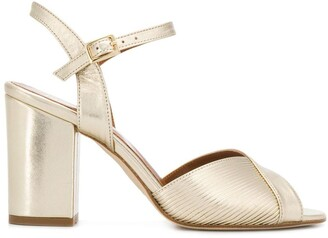 Paris Texas classic peep-toe sandals