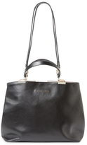 Trina Turk Lyon Medium Leather Shopper Tote